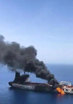 Nổ tàu chở dầu của Nga trên biển Azov, 3 thuyền viên mất tích