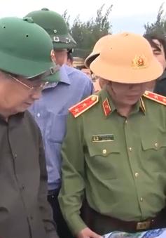 Phó Thủ tướng Trịnh Đình Dũng kiểm tra cảng cá Thọ Quang, TP Đà Nẵng