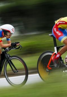 ẢNH: Những khoảnh khắc ấn tượng chặng 5 Giải xe đạp VTV Cúp Tôn Hoa Sen 2020