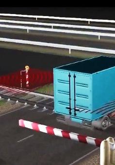 Hiệu quả của radar giám sát trên đường ngang đường sắt