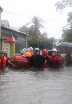 """""""Không thể dùng lòng tốt để khắc phục hậu quả bão lụt từ năm nay qua năm khác"""""""