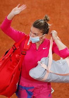 Hạt giống số 1 giải Pháp mở rộng 2020 Simona Halep dừng bước ở vòng 4