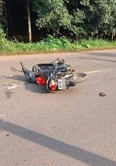 """Nam thanh niên tử vong khi chạy moto với tốc độ """"tử thần"""""""
