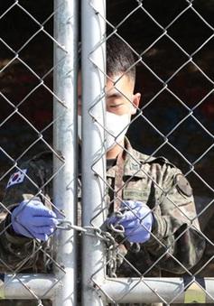 Hàn Quốc ghi nhận hàng loạt ca lây nhiễm COVID-19 tập thể trong quân đội