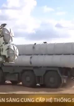 Nga sẵn sàng cung cấp hệ thống S-400 cho Iran
