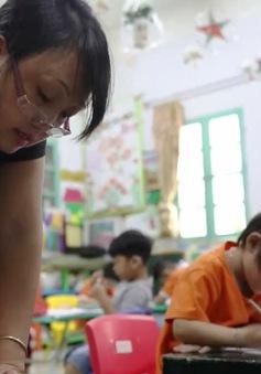 """""""Ngôi nhà chung"""" hạnh phúc cho trẻ câm điếc ở Hà Nội"""