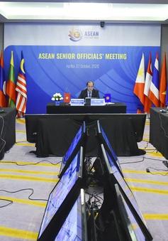 Chuẩn bị hội nghị cấp cao ASEAN lần thứ 37