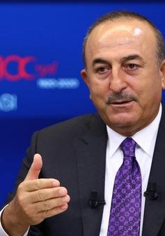 Ngoại trưởng Thổ Nhĩ Kỳ tới Azerbaijan