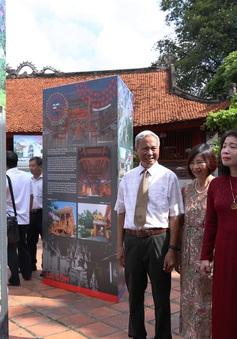 """Kỷ niệm 1010 năm Thăng Long – Hà Nội: Triển lãm """"Hà Nội - Huế - Sài Gòn: Truyền thống và phát triển"""""""