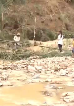 Mưa lũ và sạt lở đất tại Nam Trà My, Quảng Nam
