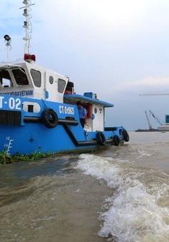 Bố trí lực lượng trực gác cầu vượt sông Đồng Nai