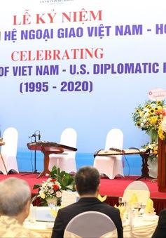 Mở rộng, làm sâu sắc hơn nữa mối quan hệ Đối tác toàn diện Việt Nam - Hoa Kỳ