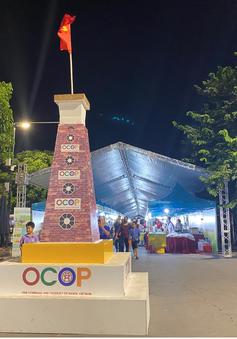 Tổ chức đấu giá ủng hộ, hỗ trợ miền Trung tại sự kiện kết nối sản phẩm OCOP