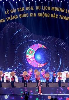 """""""Lễ hội văn hóa, du lịch Mường Lò 2019"""" lần thứ hai nhận giải thưởng quốc tế"""
