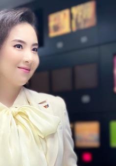 """Mai Ngọc tiết lộ ảnh hiếm thời """"chân ướt, chân ráo"""" làm việc tại VTV"""