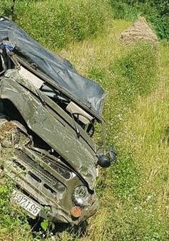Vụ xe UAZ lao xuống vực ở Hà Giang: Xác định nguyên nhân ban đầu