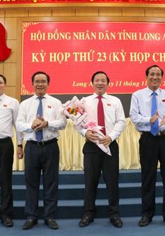 Ông Nguyễn Văn Út được bầu giữ chức Chủ tịch UBND tỉnh Long An