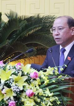 Ông Bùi Đức Hinh được bầu giữ chức Chủ tịch HĐND tỉnh Hòa Bình