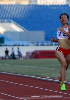 Nguyễn Thị Oanh phá kỷ lục quốc gia tồn tại 17 năm tại đường chạy 10000m nữ