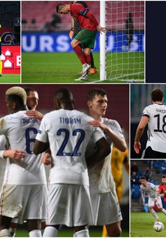 Kết quả bóng đá quốc tế sáng 15/11: ĐT Bồ Đào Nha 0-1 ĐT Pháp, Thuỵ Điển 2-1 Croatia, Thuỵ Sĩ 1-1 Tây Ban Nha