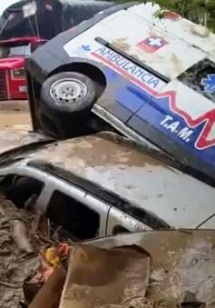 Bão lũ càn quét Trung Mỹ và Nam Mỹ gây thiệt hại nặng nề