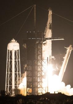 SpaceX phóng tàu vũ trụ đưa 4 phi hành gia lên trạm vũ trụ quốc tế
