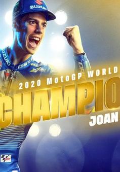 Joan Mir giành chức vô địch thế giới MotoGP 2020