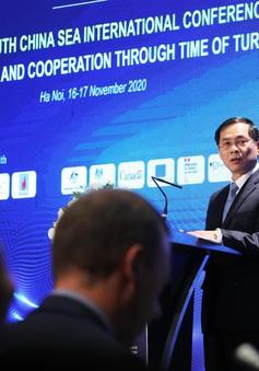 Vấn đề Biển Đông: Quan trọng là tuân thủ luật pháp quốc tế trong giải quyết căng thẳng