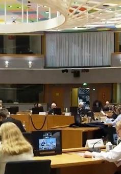 Bộ trưởng Ngoại giao và Quốc phòng 27 nước châu Âu nhóm họp