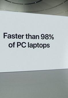 """Apple """"nổ"""" quá đà về hiệu suất của MacBook Air sử dụng chip M1?"""