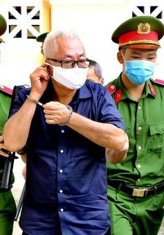 Đang thụ án tù chung thân, cựu Tổng Giám đốc Ngân hàng Đông Á lại hầu tòa