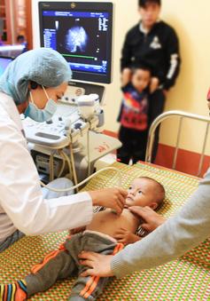 Hơn 2.700 trẻ em Yên Bái được khám sàng lọc bệnh tim miễn phí