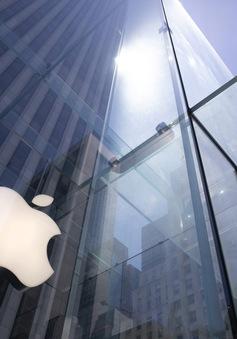 """Vốn hóa Apple """"bốc hơi"""" 450 tỷ USD từ tháng 9"""