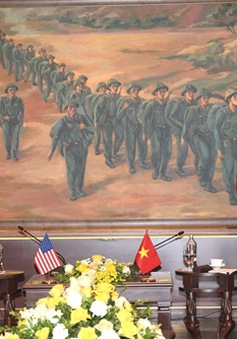 Mỹ ủng hộ một nước Việt Nam vững mạnh, độc lập, thịnh vượng