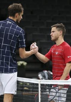 ATP Finals: Toàn thắng tại vòng bảng, Daniil Medvedev hiên ngang vào bán kết