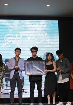 Hào hứng đêm hội trao giải cuộc thi làm phim dành cho học sinh Red Carpet