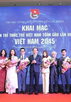 Trí thức trẻ đề xuất giải pháp phát triển Việt Nam bền vững tới 2045