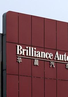 Đại gia ô tô Trung Quốc Brilliance làm thủ tục phá sản