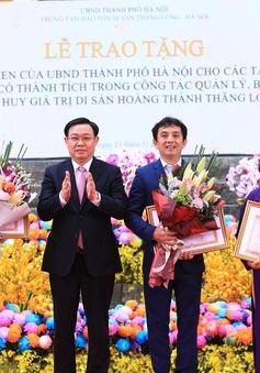 Kỷ niệm 10 năm Hoàng thành Thăng Long được UNESCO vinh danh Di sản văn hóa thế giới