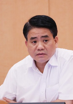 """Truy tố ông Nguyễn Đức Chung về tội """"Chiếm đoạt tài liệu bí mật nhà nước"""""""