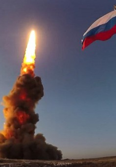 Nga phóng thành công tên lửa siêu thanh Tsirkon