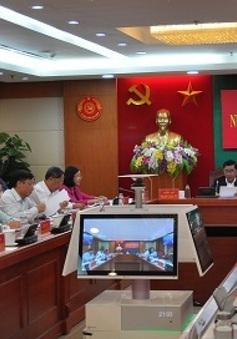 Toàn văn Thông cáo báo chí kỳ họp 49 của Ủy ban Kiểm tra Trung ương