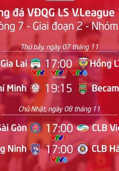 Vòng cuối V.League 2020: Hấp dẫn cuộc đua vô địch CLB Viettel, CLB Hà Nội