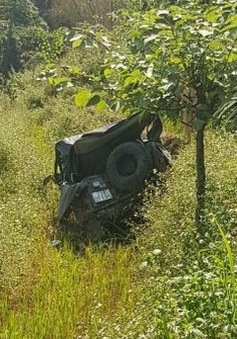 Vụ xe UAZ lao xuống vực ở Hà Giang: Xác định danh tính 7 người thương vong