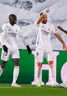 Kết quả Champions League sáng 10/12: Real Madrid giành vé, Inter Milan bị loại