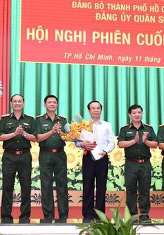 Ông Nguyễn Văn Nên làm Bí thư Đảng ủy Quân sự TP Hồ Chí Minh