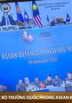 Hội nghị Bộ trưởng Quốc phòng các nước ASEAN ra tuyên bố chung