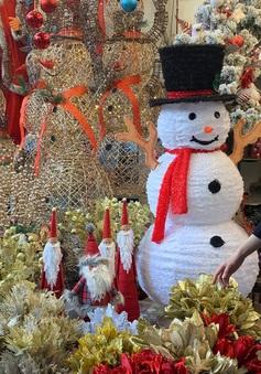 Thị trường Noel 2020 sôi động nhưng sức mua giảm sâu