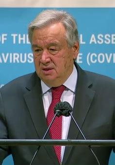 Liên Hợp Quốc kêu gọi tuyên bố tình trạng khẩn cấp về khí hậu