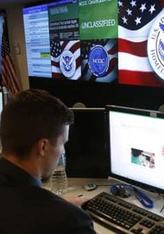Bộ An ninh nội địa Mỹ bị tin tặc tấn công